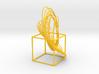 Cassini Equinox - cube 3d printed