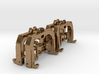 (4) GREEN 3 POINT CAT 3/4N  QUICK HITCH - BR 3d printed