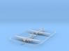 1/600 Tupolev TB-3 (x2) 3d printed