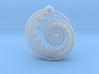 Comma Urchin Redux 3d printed