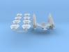 Narn T'Rann Carrier Group Full Thrust Scale 3d printed