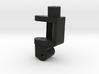 Traxxas Front Lowering Kit Neg5Deg Single LH 3d printed