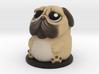 DoggyPop Pug Fawn 3d printed
