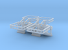 N Scale Tank Car Loading Bridge 4x Medium 3d printed