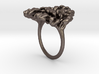 Coral Ring I   3d printed