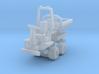 1/87 Scale Micro Dumper 3d printed