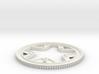 Strida belt wheel - for 5-bolt 130 mm spider 3d printed