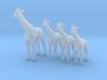 Giraffen - 1:220 (Z scale) 3d printed