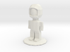 Astronaut 3d printed