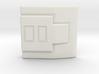 Vault Suit - Square Clip 3d printed