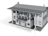 Country House 3d printed 2 Story Country House