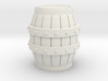 1/35 Wine Barrel for Diorama 3d printed