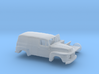 1/120 1948-50 Ford F 1 Panel Truck Two Piece Kit 3d printed