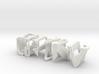3dWordFlip: GROW/CHAMP 3d printed