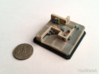 Counter-Strike: GO® Pocket Dust II: A Site 3d printed US Quarter for scale.