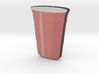 Red Solo Cup 3d printed