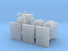 Supplier NVG6, Details 2 of 2 (1:200, RC) 3d printed