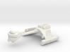 3125 Scale Klingon F5S Scout Frigate WEM 3d printed