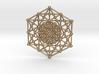 Merkaba Kabbala Grid 3d printed