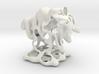 Freeform Wireframe Zen 3d printed