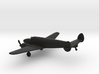 Lockheed Model 12 Electra Junior 3d printed