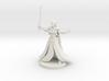 Blind Elven Sorceress 3d printed