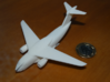 022E KC-390 1/350 WITH LANDING GEAR 3d printed