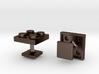 Lego Cufflinks 3d printed