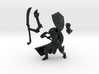 Elf Eldritch Knight (Modular) 3d printed