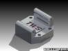 M04RR Conversion Spacer.stl 3d printed Render of the design
