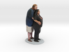 Cory and Danielle 3d printed
