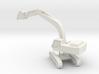 1/150 (N Scale) Hitachi EX400 Excavator 3d printed