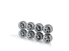 Campagnolo 512M Hot Wheels Rims 3d printed