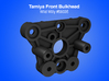 Tamiya RC Front Bulkhead for Vintage Wild Willy (P 3d printed