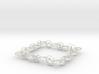 "Yoga Jewelry bracelt 8"" approximately 3d printed"