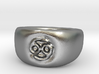 Cancer Ring sz8 3d printed