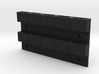 Wall-Mounted MOLLE/PALS Mounting System (5 x 2) 3d printed