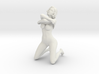Seductive posture 005 3d printed