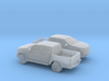 1/160 2X 2013-16 Chevrolet S10-Colorado 3d printed