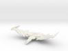Romulan Vinmaxin Class  WarBird 3d printed