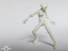 Ersatz MkII action figure Female Body 3d printed
