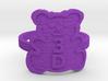 3D Magic Teddy Bear Ring 3d printed