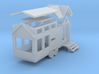 Tiny House #73 - 1:87 Scale Miniature 3d printed