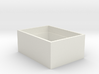 433-1136-ND Box 3d printed