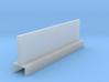 Profil 50mm Waggon-Sitzbank doppelt hoch FUD/FED 1 3d printed