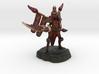 Legion Commander (Commander of the Dragon Guard) 3d printed