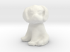 1/12 Puppy Sitting 3d printed