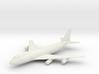 1/600 747-200 3d printed