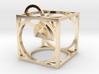 Pendentif Lara | Pendant Lara 3d printed