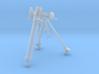 M2 mortar tube  (1:18 scale) -PASSED- 3d printed